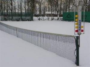 Tennisbanen bespeelbaar?