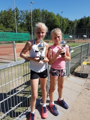 Quirine Gelders kampioen