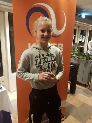 Charlotte van Zonneveld 5de bij Masters
