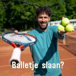 Campagne 'Balletje slaan?'