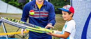 Tennislessen voor de jeugd